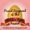 4 CC Golden Egg Award