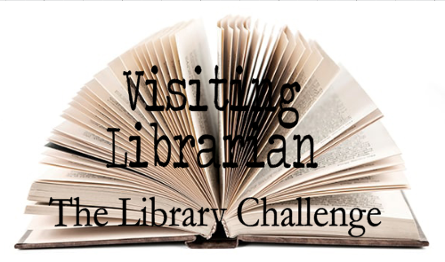 visiting librarian badge