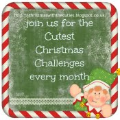 Christmas with the Cuties Badge